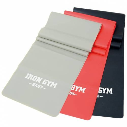 Iron Gym Fitnessband-Set 3-tlg. IRG042