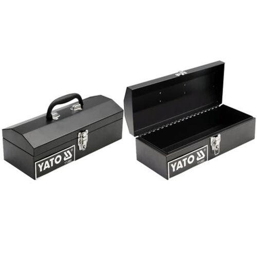 YATO Werkzeugkoffer Stahl 360 x 150 x 115 mm