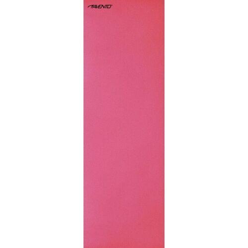 Avento Fitnessmatte Yogamatte 160x60 cm Rosa PE 41VG-ROZ-Uni