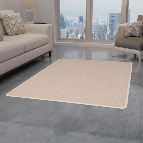 vidaXL Teppich Getuftet 160 x 230 cm Beige