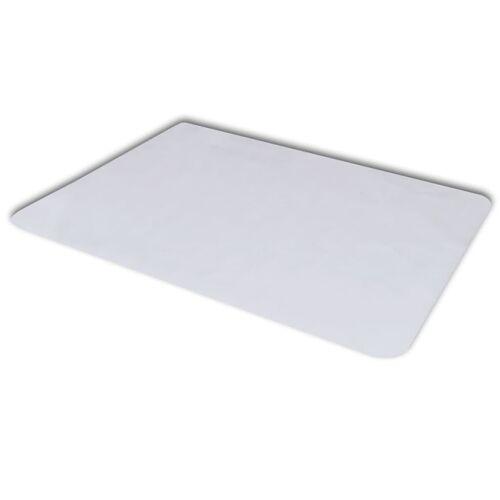 vidaXL Bodenschutzmatte Schutzmatte Laminatboden 90x120