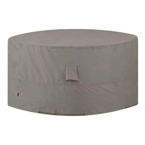 Madison Gartenmöbel-Abdeckung Rund 320 cm Grau