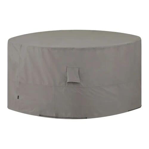 Madison Gartenmöbel-Abdeckung Rund 200 cm Grau