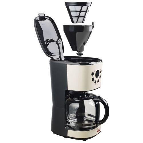 Bestron Kaffeemaschine ACM200RE 900 W 1,5 L Vintage