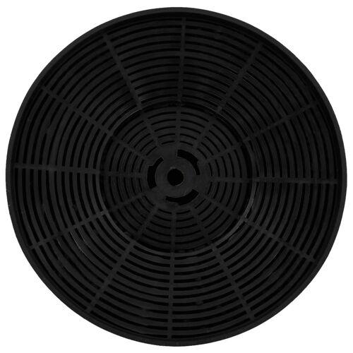 vidaXL Kohlefilter für Dunstabzugshaube 2 Stk. 175×30 mm
