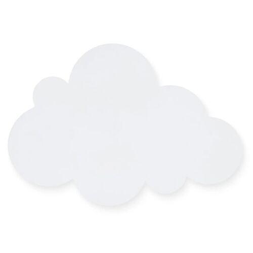 Jollein Kinder-Wandleuchte Wolken Weiß