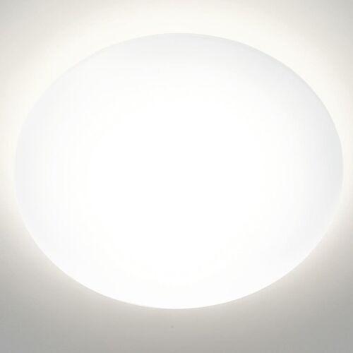 Philips LED-Deckenleuchte myLiving Suede Weiß 4 x 5 W 318023116