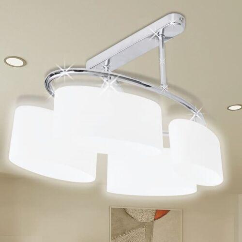 vidaXL Beleuchtung Decken Leuchte Lampe Deckenlampe 4 x E14