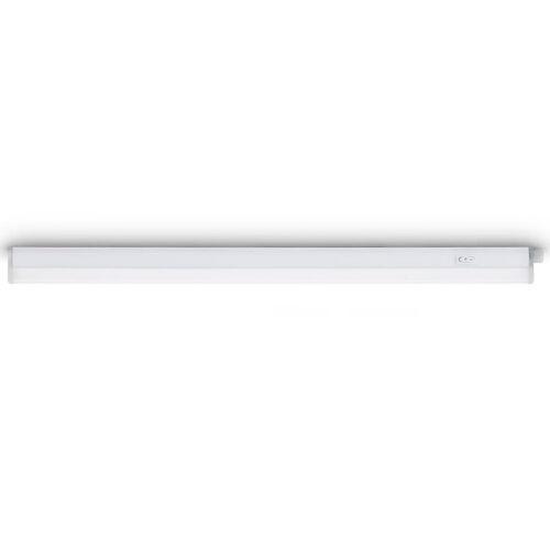 Philips LED-Unterbauleuchte Linear 54,8 cm Weiß