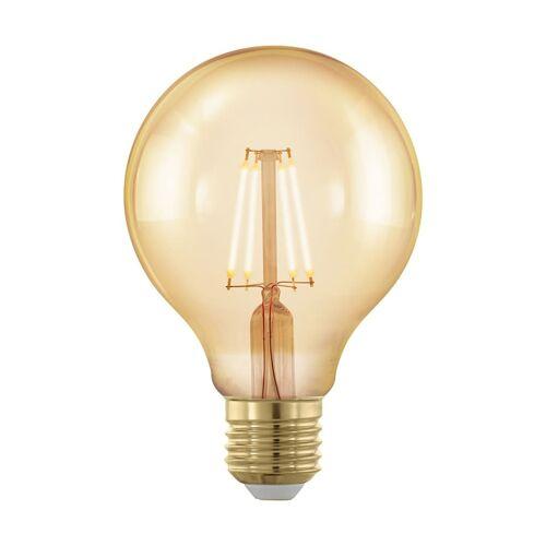 EGLO Dimmbares LED-Leuchtmittel Golden Age 4 W 8 cm 11692