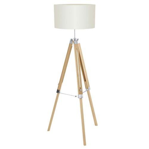 EGLO Stehlampe Lantada 150 cm beige 94324