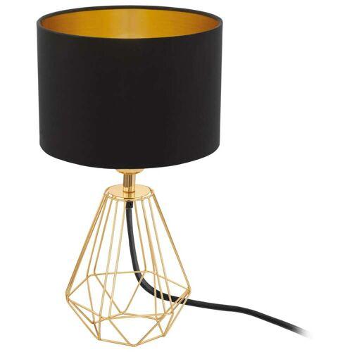 EGLO Tischlampe Carlton 2 Golden