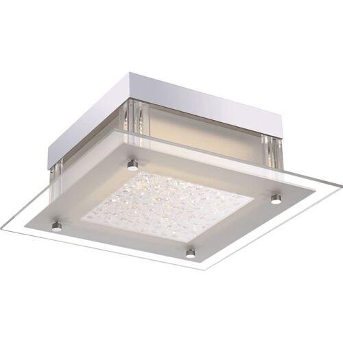 GLOBO LED-Deckenlampe LEAH Glas 49310