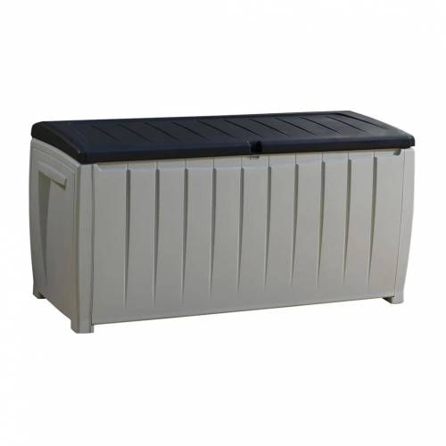 Keter Garten Aufbewahrungsbox Novel 340 L