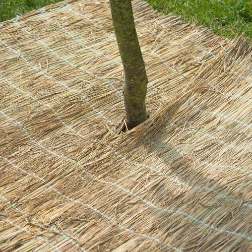 Nature Winterschutz Reisstrohmatte 1 x 1,5 m 6030105