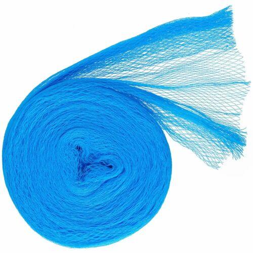 Nature Vogelschutznetz Nano 5 x 4 m Blau