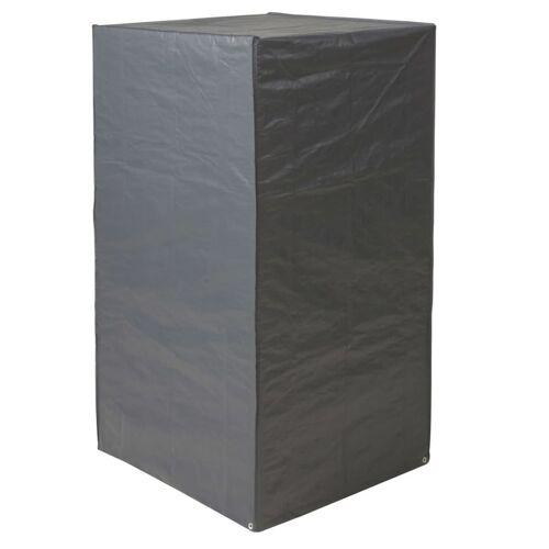 Nature Gartenmöbel-Abdeckung für zwei Stapelstühle 140x75x70 cm
