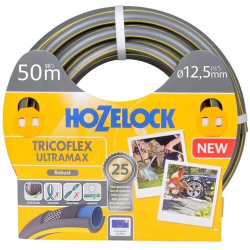 Hozelock Bewässerungsschlauch 50 m Tricoflex Ultramax
