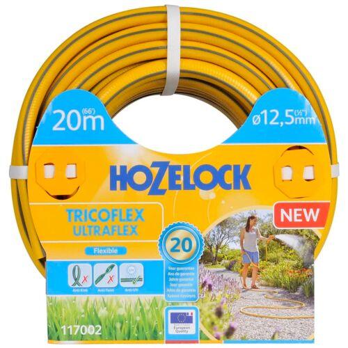 Hozelock Bewässerungsschlauch 20 m Tricoflex Ultraflex