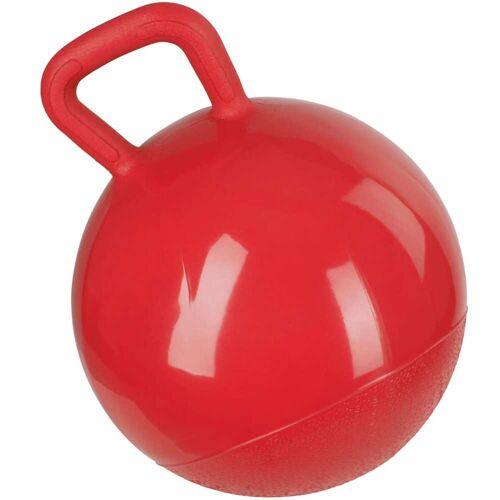Kerbl Pferde-Spielball Rot 25 cm 32398