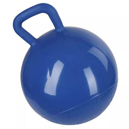 Kerbl Pferde-Spielball Blau 25 cm 32399