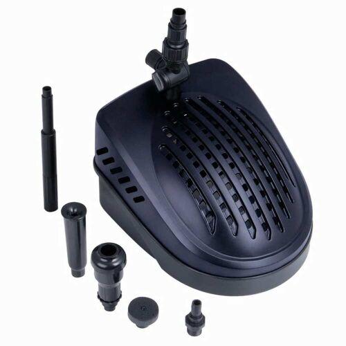 Ubbink PowerClear 5000 Teichpumpe Gartenpumpe mit 5 W UVC