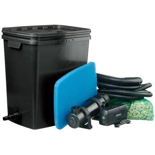 Ubbink Teichfilter-Set FiltraPure 7000 Plus 37 L 1355972
