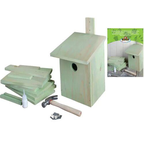 Esschert Design Nistkasten-Bausatz 21,3x17x23,3 cm KG52