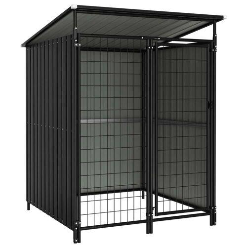 vidaXL Outdoor-Hundezwinger 133×133×163 cm