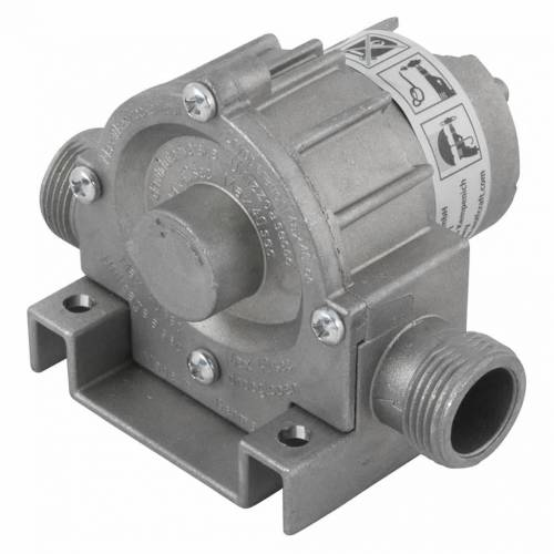 wolfcraft Bohrmaschinen-Pumpe 3000 l/h S=8 mm 2200000