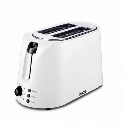 Princess Croque Monsieur Toaster Cool White 1000 W 142329