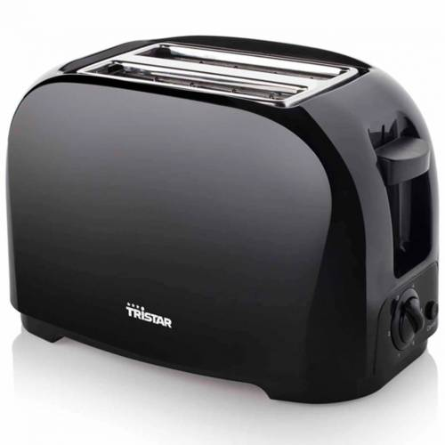 Tristar Toaster BR-1025 800 W Schwarz