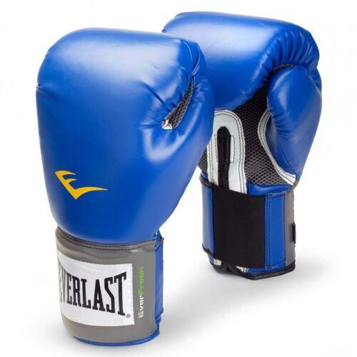 EVERLAST Trainingshandschuhe Pro Style Blau 10 oz