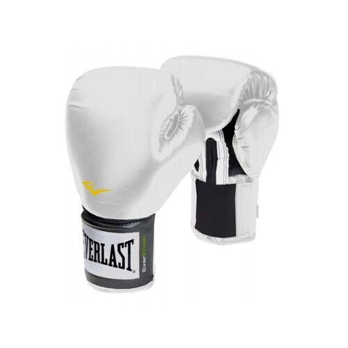 EVERLAST Trainingshandschuhe Pro Style Weiß 8 oz