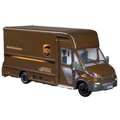 UPS Ferngesteuerter Lieferwagen IVECO P80 Daily CNG 1:16