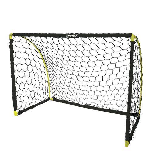 SportX Faltbares Fußballtor 180×91×120 cm