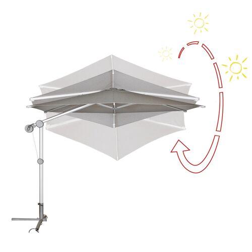"Doppler Sonnenschirm / Ampelschirm ""Protect 3 x 3 Pendel"""