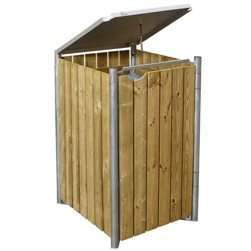 HIDE Mülltonnenbox für 1x 140 l