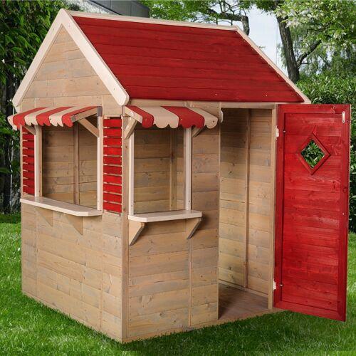 """WendiToys Spielhaus """"Dachs"""""""
