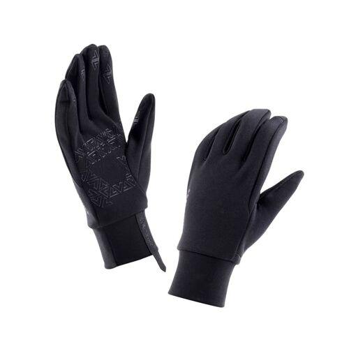 Sealskinz Handschuh Stretch Fleece Nano Schwarz Gr. M