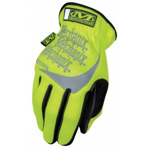 Mechanix Wear Mechanix Fastfit Hi-Viz, yellow, S