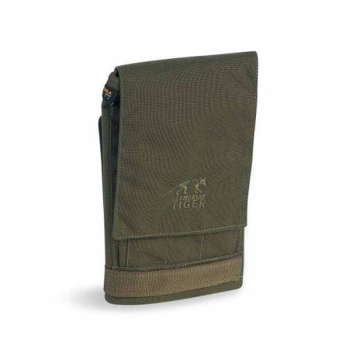 Tasmanian Tiger Map Pouch, Olive