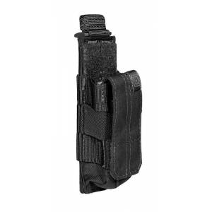 5.11 Tactical 5.11 Pistol Bungee Cover Single (Black 019)