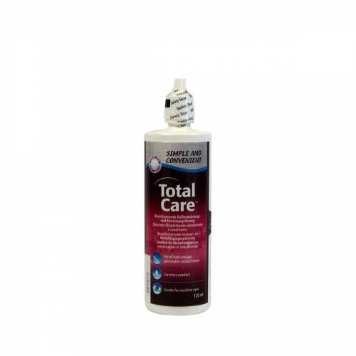 Total Care Aufbewahrungslösung   Harte Kontaktlinsen   120ml