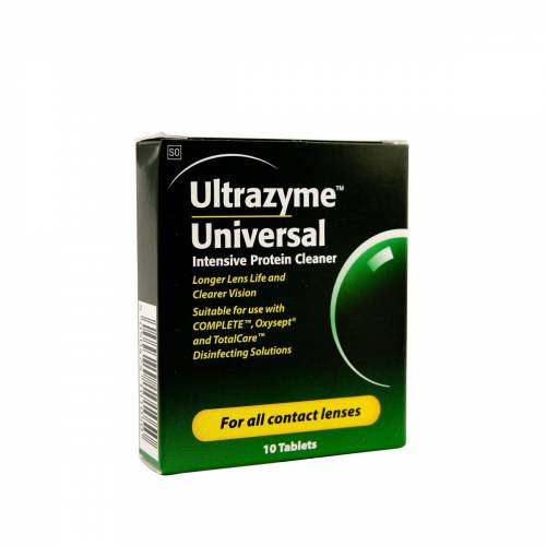 Ultrazyme Universal Proteintabletten   10 Tabletten