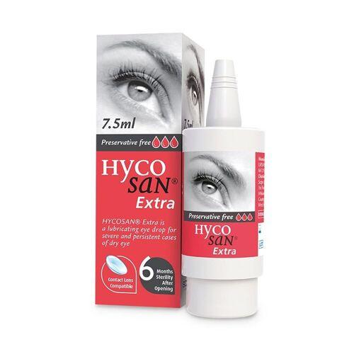 Hycosan Extra Augentropfen   Flasche (7,5ml)