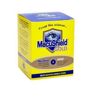 MacuShield Gold   90 Kapseln