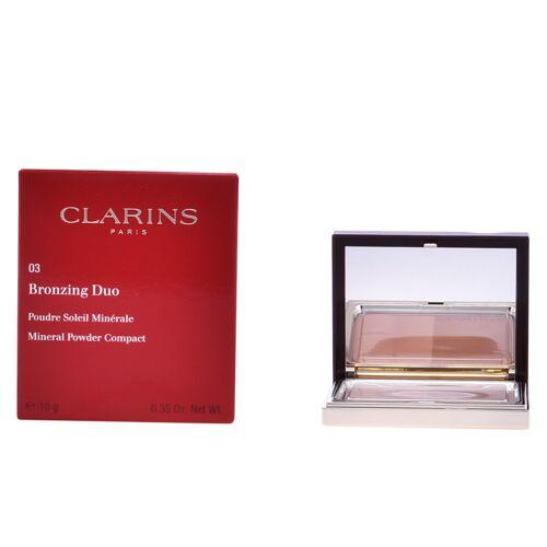 Clarins BRONZING DUO  #03-dark 10 g