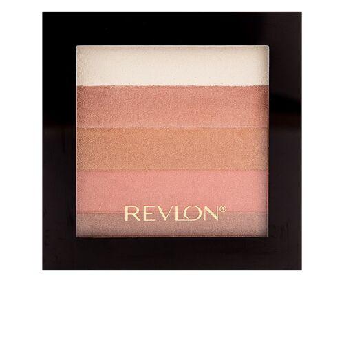 Revlon HIGHLIGHTING PALETTE  #30-bronze glow 7.5 g