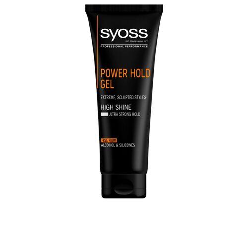 Syoss gel power hold  250 ml